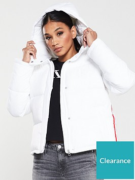 calvin-klein-jeans-monogram-tape-lightweightnbsppadded-jacket-white