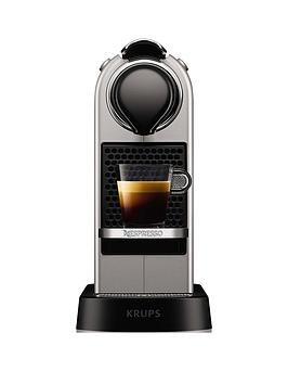 nespresso-nespresso-by-krupsnbspcitiznbspxn741b40nbsppod-coffee-machine-silver