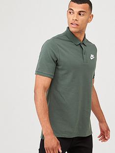 nike-sportswear-matchup-pique-polo-green