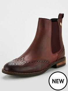 superdry-millie-brogue-chelsea-boot-oxblood