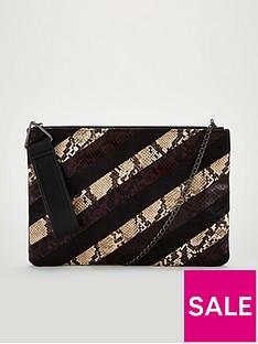 v-by-very-kim-patchwork-snake-print-clutch-bag-multi