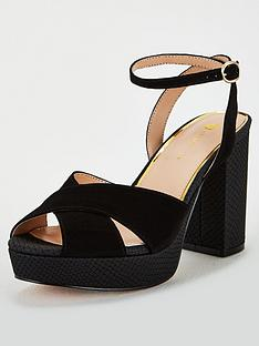 v-by-very-patti-platform-sandals-black
