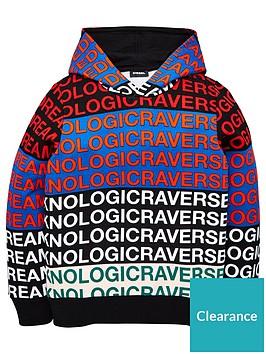 diesel-boys-all-over-print-colour-block-hoodie-multi