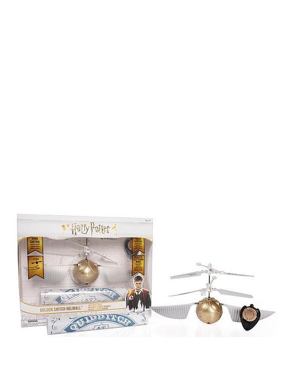 Harry Potter Golden Flying Balance heliball