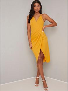 chi-chi-london-wrap-naima-midi-dress-mustard
