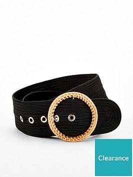 v-by-very-weave-buckle-belt-blacknbsp