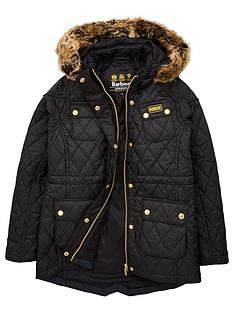 barbour-international-girls-enduro-quilted-faux-fur-hooded-coat-black