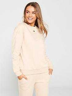 tommy-hilfiger-crew-neck-track-lounge-top-almond
