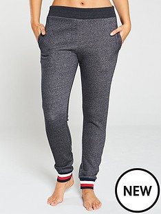 tommy-hilfiger-track-pyjama-pant-grey-heather