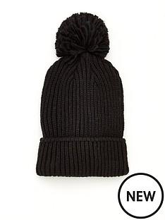 v-by-very-knitted-pom-pom-beanie