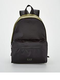 ea7-emporio-armani-printed-logo-backpack-blackgreen