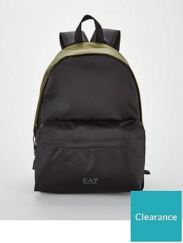 ea7-emporio-armani-printed-logo-backpack-blackgreen