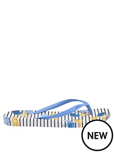 joules-joules-printed-flip-flop-with