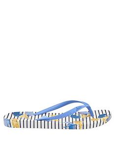 joules-printed-flip-flop-with