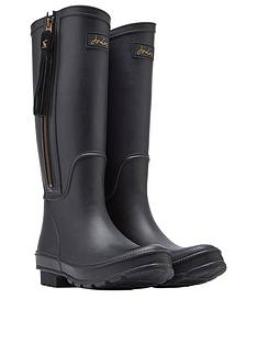 joules-collette-premium-equestrian-welly-with-stitch-detailing-black