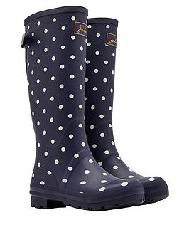 joules-welly-with-adjustable-gusset-navynbsp