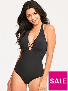 figleaves-icon-strapping-halter-shaping-swimsuit-black