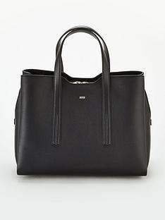 boss-casual-taylor-large-tote-bag-black