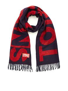 tommy-jeans-flag-logo-scarf-multi