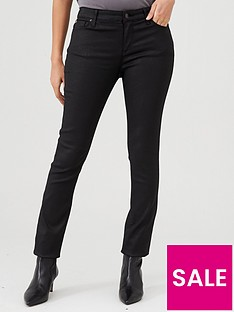 armani-exchange-5-pocket-pants-super-skinny-jeans-black
