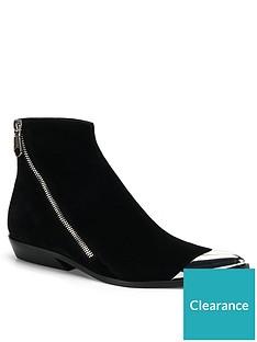 calvin-klein-jeans-anneke-metal-tip-zip-boots-black