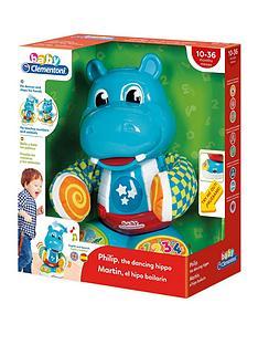 clementoni-baby-clementoni-interactive-dancing-hippo