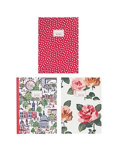 cath-kidston-cath-kidston-set-of-3-notebooks-mini-london-view