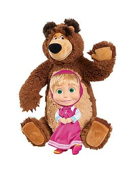 masha-the-bear-masha-the-bear-large-plush-bear-big-doll-set