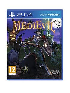 playstation-4-medievil