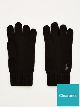 polo-ralph-lauren-merino-wool-gloves-black