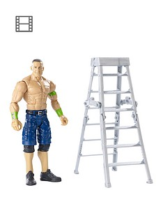 wwe-wrekkinrsquo-john-cena-with-ladder