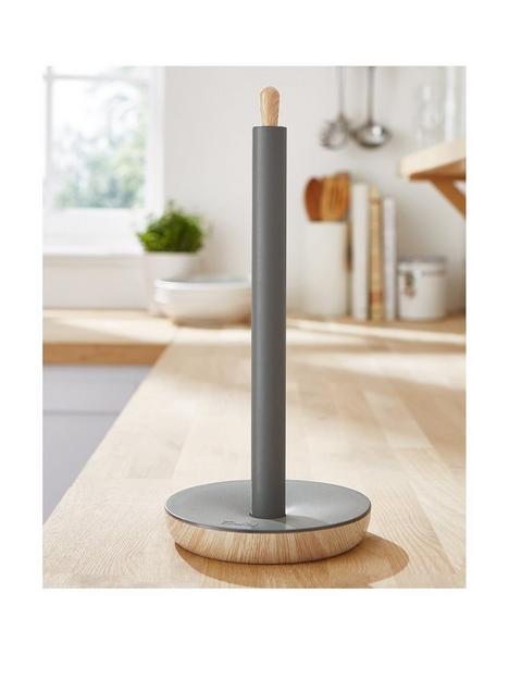 tower-scandi-kitchen-towel-pole-ndash-grey