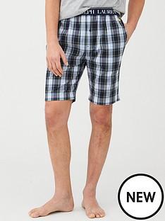 polo-ralph-lauren-woven-checked-lounge-shorts-bluegreen