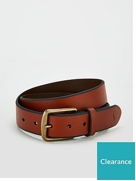 polo-ralph-lauren-casual-leather-belt-brown
