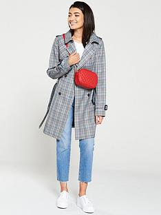 jack-wills-mitford-check-trench-coat-grey