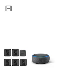 blink-xt2-5-camera-system-with-echo-dot-3rd-gen-charcoal