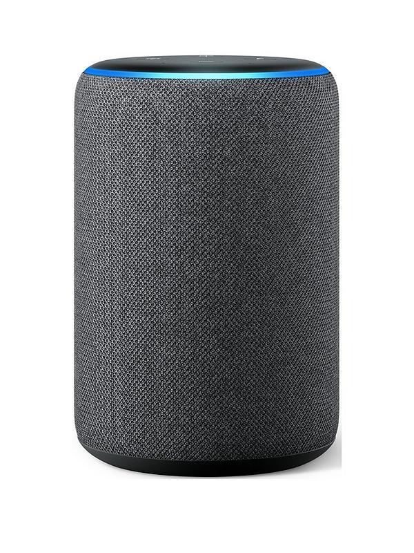 Amazon Amazon Echo 3rd Gen With Alexa Littlewoodsireland Ie