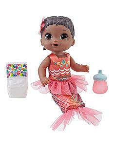 baby-alive-baby-alive-shimmer-n-splash-mermaid-baby-doll-black-hair