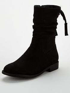 v-by-very-girls-slouch-tassel-boots-black