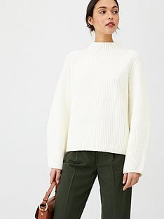 v-by-very-ribbed-grown-on-neck-jumper-cream