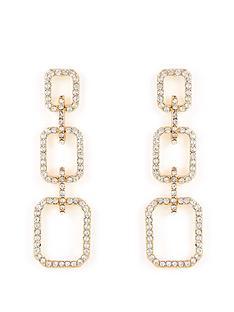 v-by-very-interlocking-rhinestone-drop-earring-gold