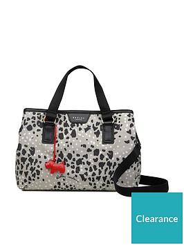 radley-leopard-oilskin-medium-zip-top-multiway-grab-bag-dove-grey