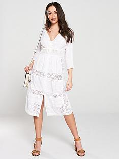river-island-river-island-embroidered-midi-dress-white