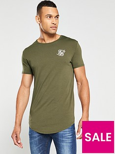 sik-silk-gym-t-shirt-khaki