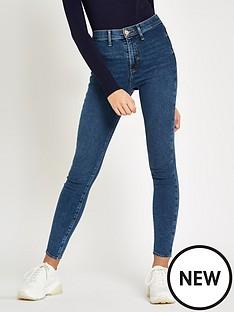 3c5e035bca12a0 Skinny Jeans | River island | Jeans | Women | www.littlewoodsireland.ie