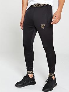 sik-silk-agility-zip-track-pants-black
