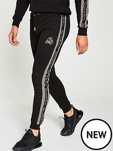 kings-will-dream-rosley-joggers-black