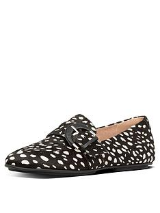 fitflop-lena-doe-buckle-loafers-loafer