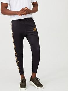 sik-silk-black-edition-cuffed-pants-black