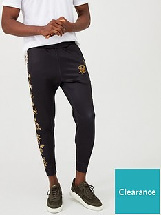 sik-silk-black-edition-cuffed-pants-black
